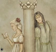 Elrond said nothing by Lena-Hyena