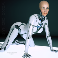 Gynoid 0x5A by TweezeTyne
