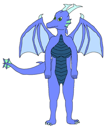 adoptable anthro female dragoness by byzance123