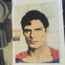 Christopher Reeve Superman by Sulley45635