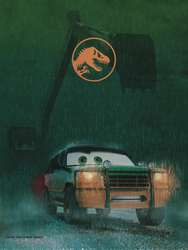 Jurassic Cars by TheFishCakes