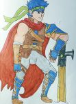 Ike by Ncid
