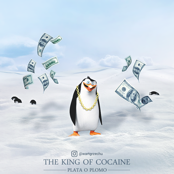 The King of Cocaine by bananowsky