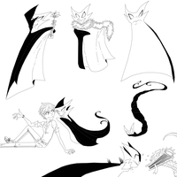 Cape sketchdump by Ipku