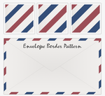 Classic envelope pattern by FlorinGG