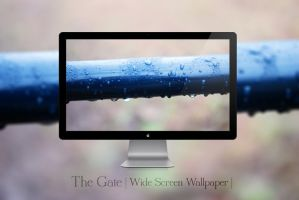 The Gate HD Wallpaper by TheHeartwoodStudio