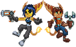 Pixel Pals by Sofie-Spangenberg