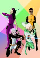 Young avengers 2 by Aresielle