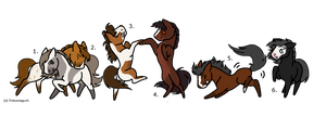 10 Point Adopts ~ 2/6 ~ OPEN by Skribbley