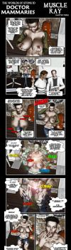 Muscle Ray Comic 03 by Stone3D