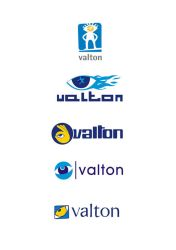Valton Security logotype by Chasar