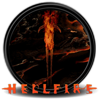Diablo: Hellfire Icon by Ace0fH3arts