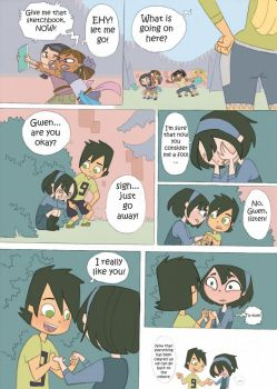 Total drama kids comic pag 11 by Kikaigaku