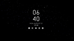 At a Glance - Minimalist Display for Rainmeter by CTurner314