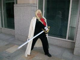 Integra Hellsing V. 2.0 by Lady-Tigress