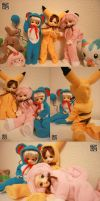 Pokemon Jumpsuits