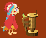 Marii and the Music Box (Gif) by Scarlet-Ajani