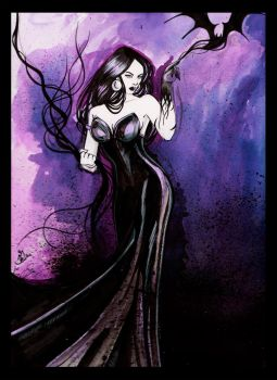 Lasombra: Queen of Shadows by Chihyro