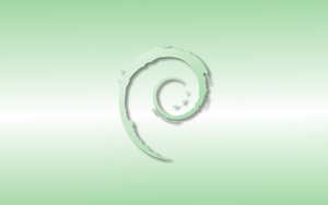 Debian Green by tahanom