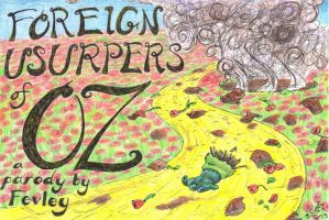 Stupid Oz thing cover! by Fevley