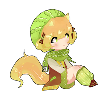 another cheeb by tateragi