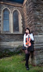 Violin 4 by Noree-stock