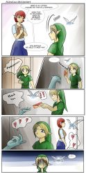 Misshaps of Link 8 Forbiddon Love by Alamino