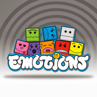EMOTIONS Series Logo Design by ajaxyomama