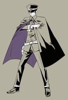 raidou . by towel-t