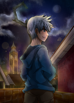Jack Frost by campolyne