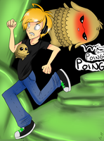 pewdie!!! by NyaFin