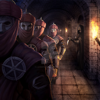 Assassinate by labyrinthoracle