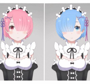 Re:Zero: Rem and Ram EMOFURI by NamiYami