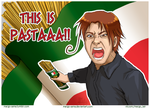[APH] This is PASTAAA!! by Margo-sama
