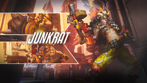 Junkrat-Wallpaper-2560x1440 by PT-Desu