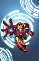 Ironman by Kid-Destructo