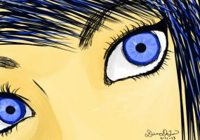 EYES by Daiana-Daiamondo