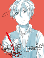[APH] Please Give Me a Red Pen by Akiraka-chan