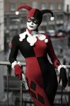 Harley Quinn cosplay by ThelemaTherion