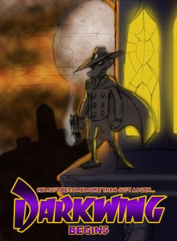 Darkwing Begins by The-Nut