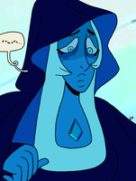 Steven Universe - Blue Diamond 03 by theEyZmaster