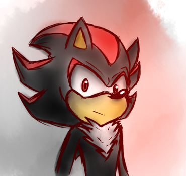 Shadow Doodle by 3LettersBack