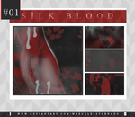 #01 Texture Pack - Silk Blood by wrecklesstornado