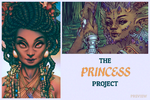 Princess Project Preview by ArtOfEdge
