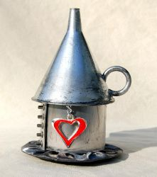 Tiny Top Hat: The Tin Man by TinyTopHats