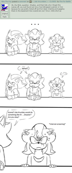 .:Ask KnuxAdow:. Q35 -Shadow-Night-Disaster- by Fire-For-Battle
