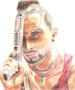 Vaas Montenegro by suguxXx