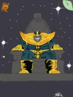 Thanos by Useperous