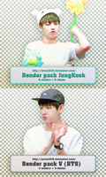 [Render pack]: VKOOK by Jenny3110