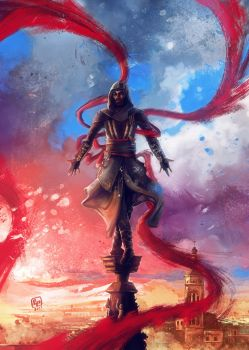 ASSASSIN'S CREED (THE MOVIE) FAN ART by LopezIIReturn